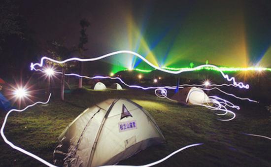 盘点宁波露营好去处端午小长假让我们仰望星空