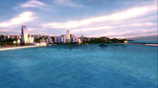 大嵩新区——海洋科技城