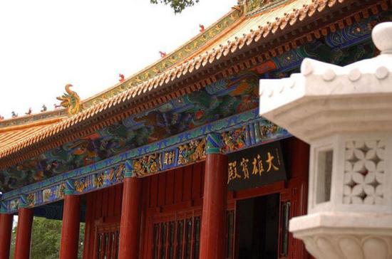 探访鹤城古建筑齐齐哈尔朝圣之旅推荐(组图)