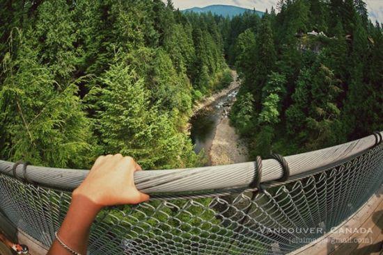 卡普兰奴吊桥公园