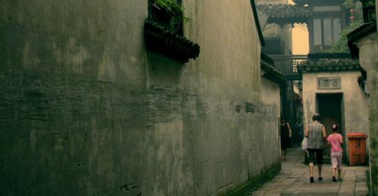 爱在浙江西塘 古朴温柔之美的江南水乡