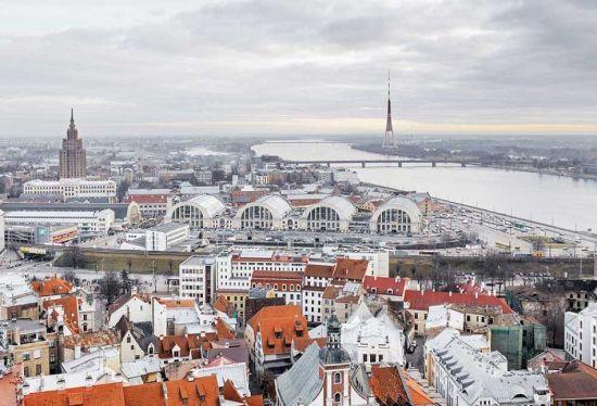 里加,拉脱维亚