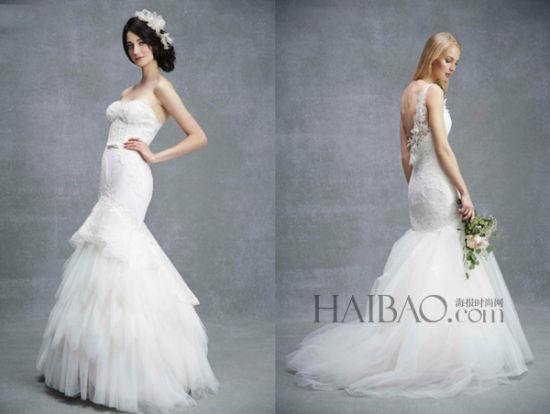 平价体验奢华新娘嫁衣穿着感受美丽婚纱抢先看