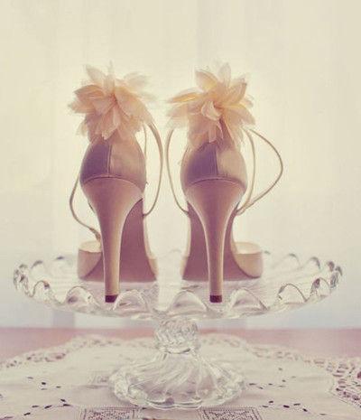 完美新娘挑选婚鞋四大要点