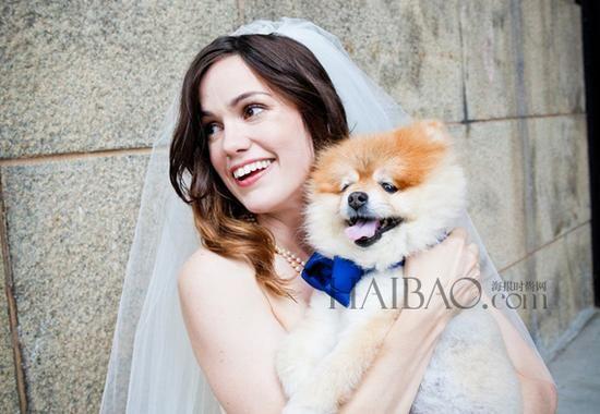 六月里的欢乐婚嫁童趣婚礼也能玩转浪漫