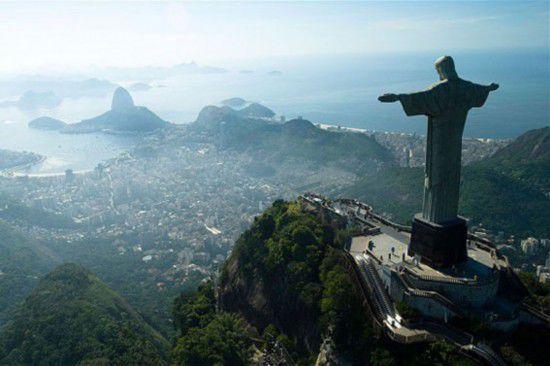 巴西风景名胜高清图片