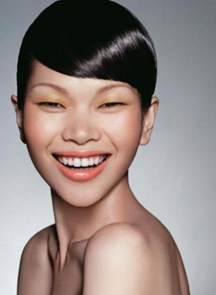 非主流美颜审美外国男神爱过的亚裔丑女们