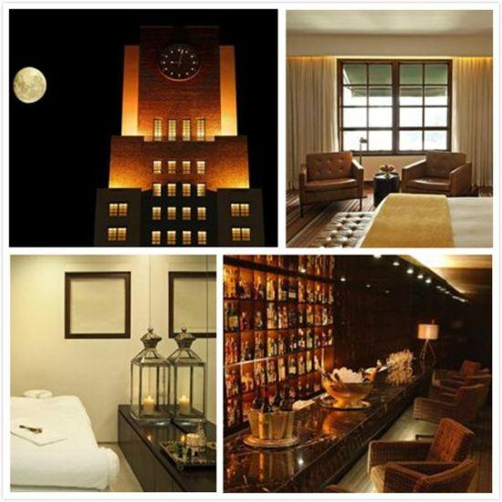 圣保罗法萨诺酒店Hotel Fasano Sao Paulo