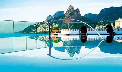 里约热内卢酒店Hotel Fasano Rio De Janeiro