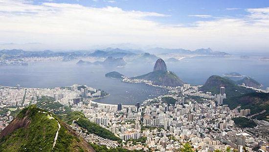 唯美的巴西城市