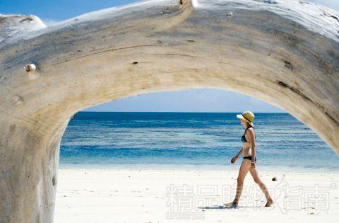 塞舌尔的海滩当之无愧地被称作世界第一