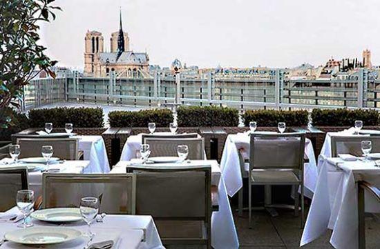 Le Zyriab餐厅,阿拉伯世界研究所