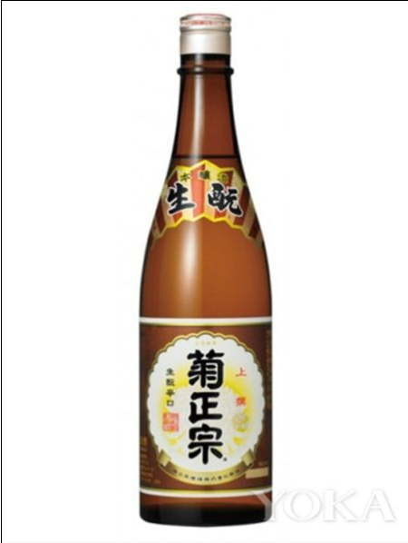 菊正宗清酒(KIKU-MASAMUNE)