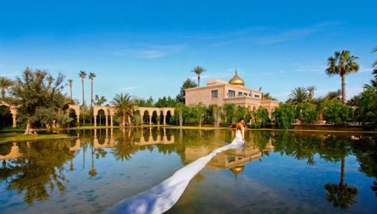 Palais Namaskar酒店,摩洛哥
