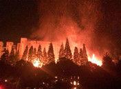 上海大学两校区凌晨先后起火
