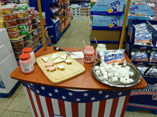超市食物图片素材