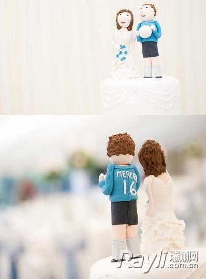 当世界杯遇上球迷婚礼助你玩转热辣浪漫
