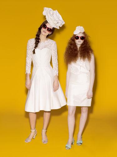 婚纱也能标新立异出位礼服玩转新浪漫
