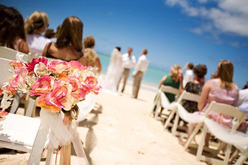 婚礼策划人与你分享目的地婚礼的省钱小窍门