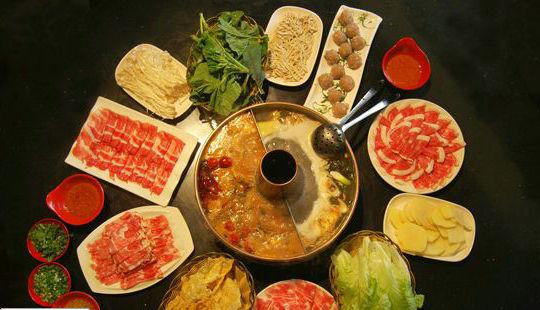 老北京铜火锅涮肉