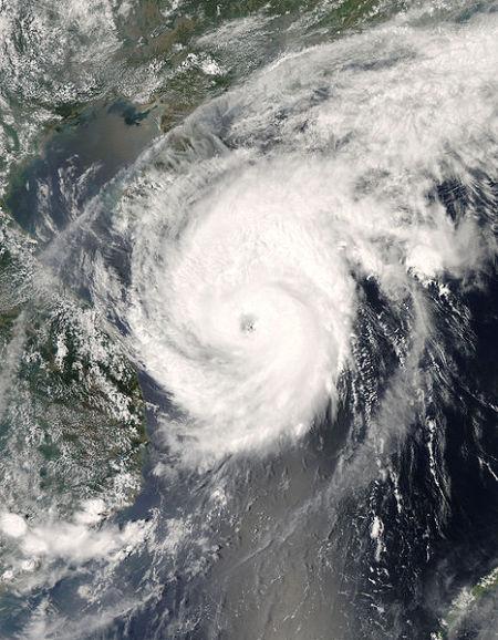 台风眼(资料图)