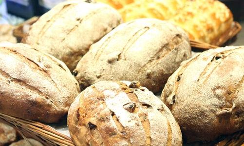 """""""内在美""""的面包"""