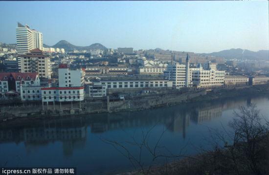 茅台镇风景(图片来源:东方ic)