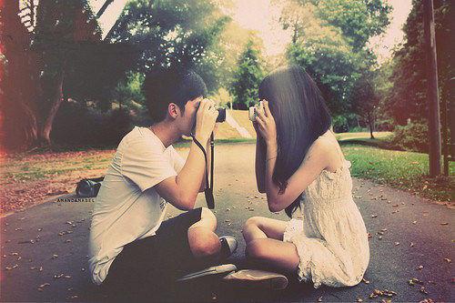 情侣拍照姿势小妙招