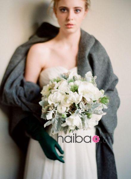 婚礼绝美点缀聆听花朵诉说幸福花语(组图)