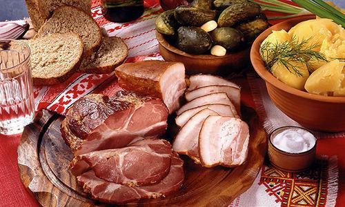偏好肉食、含蛋白质食物