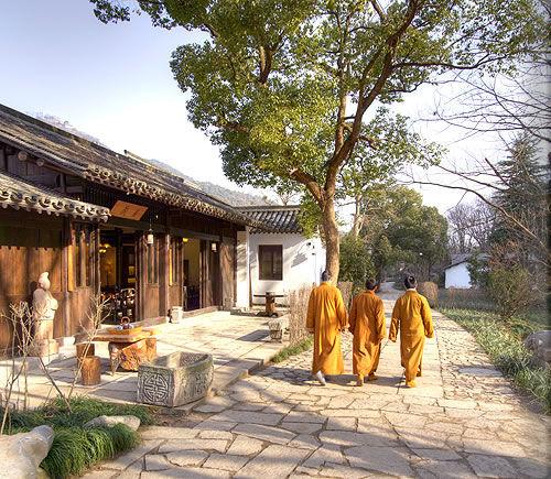 藏身于寺廟中的全球最奢華酒店