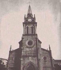 宁波老外滩教堂,浙江省现存年代最久,天主教堂