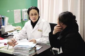 年轻女子,有病不治,拖成宫颈癌