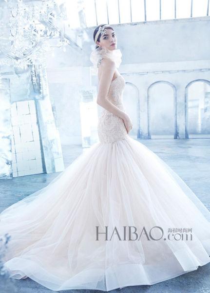 新娘们的迷幻梦境浪漫蕾丝中蕴藏无尽爱意