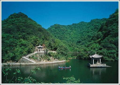 宁海温泉猴峰亭