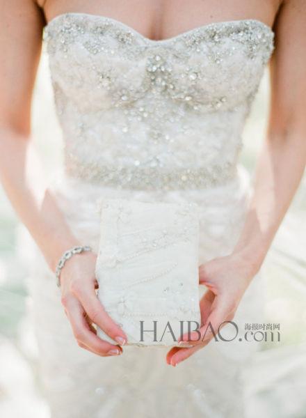 蕾丝珍珠编织的美丽梦境夏季婚礼必备时尚单品