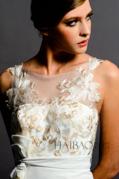 专业设计满足新娘需求打造婚礼上的优雅美人