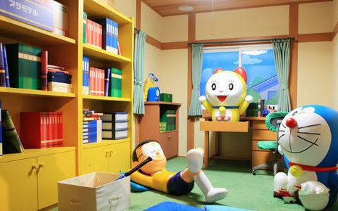 哆啦A梦主题园区