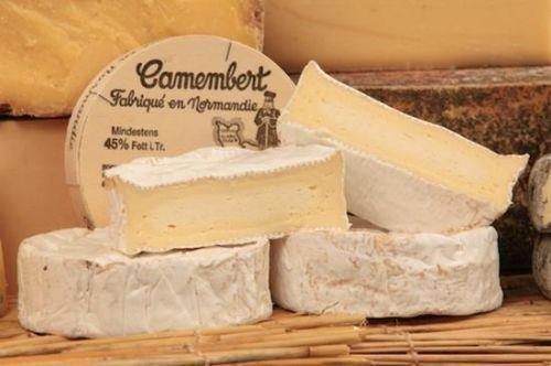 卡芒贝尔奶酪
