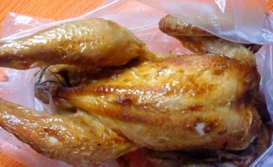 兴宁桥烤鸡