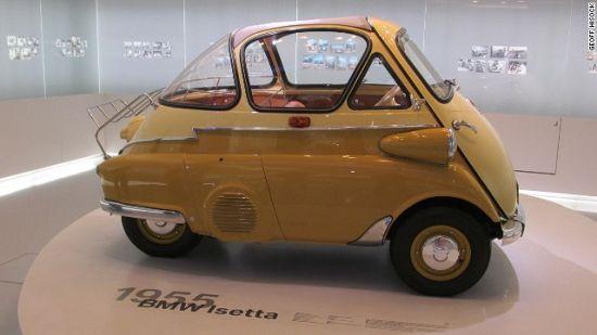 宝马Isetta bubble汽车