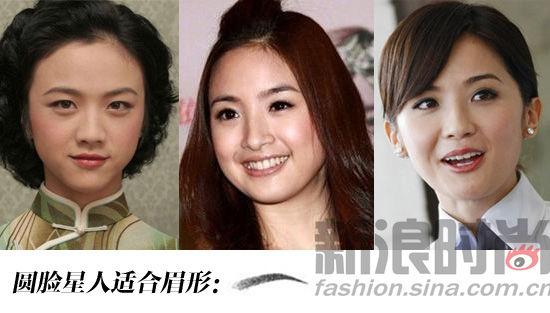 眉毛出卖美貌速度找到属于你的美眉style