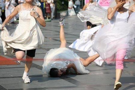 一生一次避免出丑新人步入婚礼殿堂表现指南