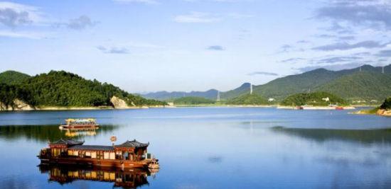 镇海九龙湖