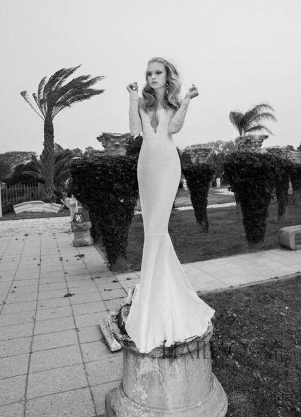 设计师带来最新嫁衣轻舞飞扬中彰显迷人魅力