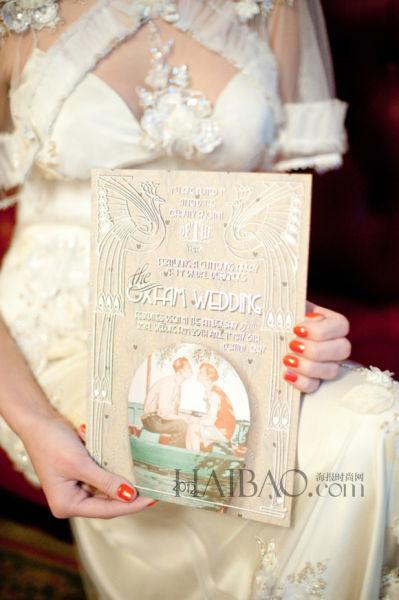 旧时光里的新娘寻觅婚纱变迁的历史轨迹