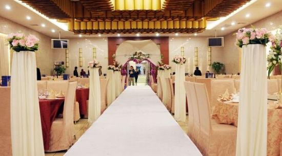 完美婚姻从极致婚宴开始揭宁波高档星级酒店