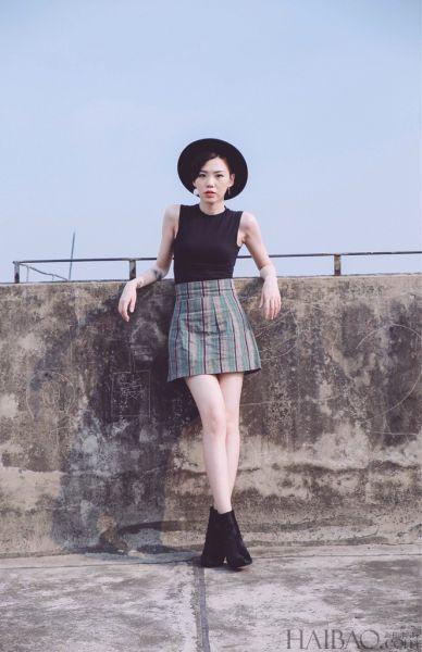 组图:潮人完美演绎简约民族风的混搭时尚