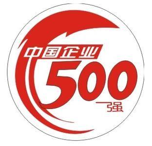 中国企业500强资料图。