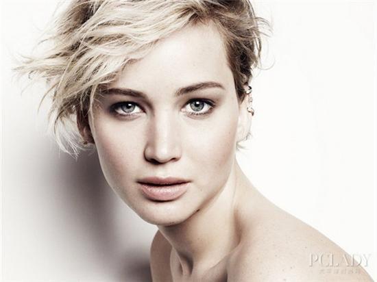 """劳伦斯""""裸""""得起盘点素颜也美掉渣的女星"""